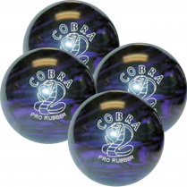 COBRA - PURPLE/BLACK - CANDLEPIN