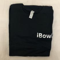 iBowl Junior Fit T-Shirt - Black