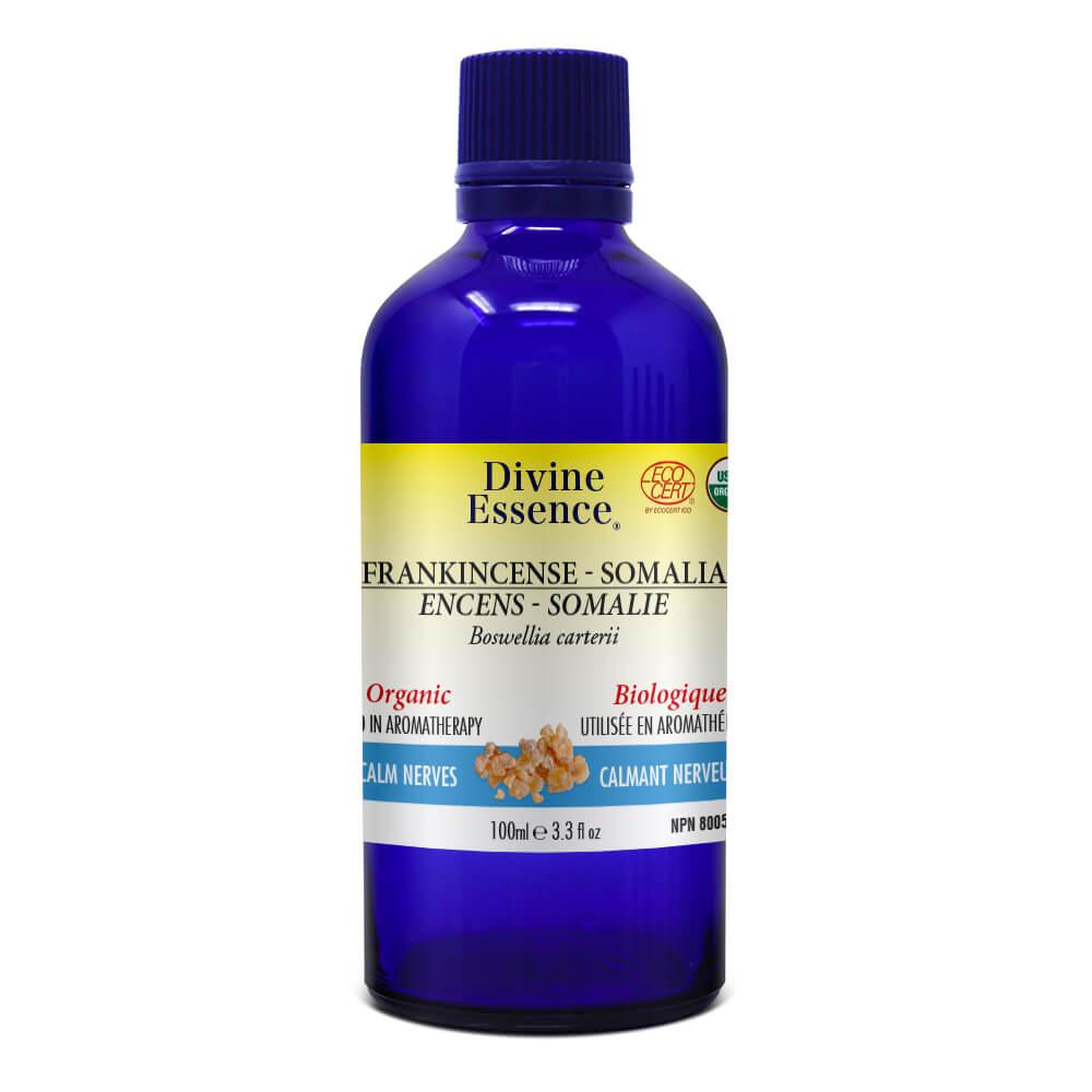 Frankincense - Somalia (Boswellia carterii) Organic