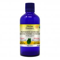 Peppermint - supreme Organic