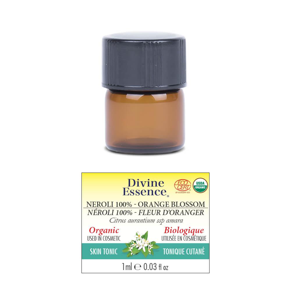 Neroli 100% (Orange Blossom) Organic