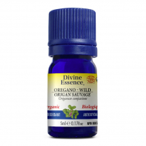 Oregano - Wild Organic