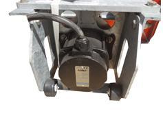 Arctic Hitch Mount Salter - Electric Motor