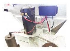 Arctic Galvanized Spreaders - Dual Motor