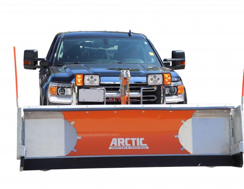 Arctic Heavy Duty Trip Edge Wing Blade VAW Snowplow