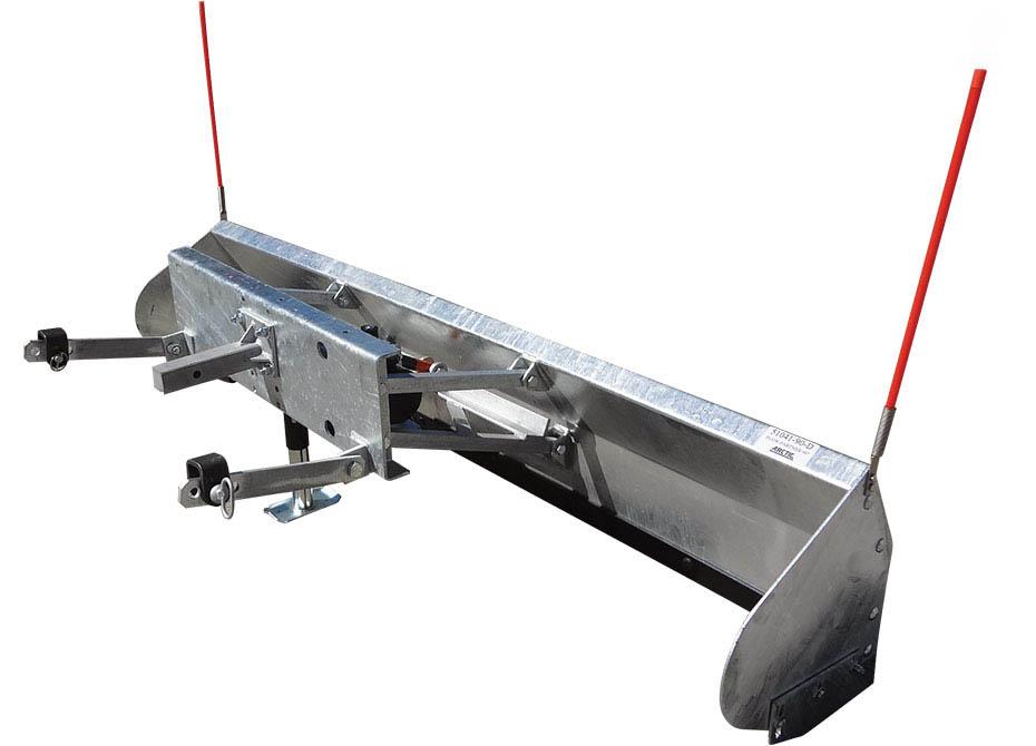 Arctic Plow Partner Rear Snowplow