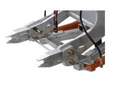 Arctic Extra Heavy Duty Poly Blade Snowplow - Quik*Link® III Attachment
