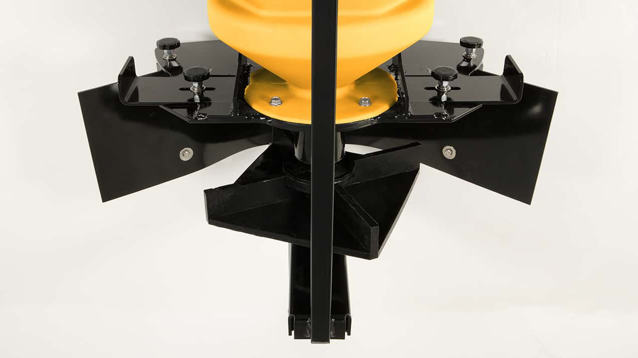 FISHER® LOW PROFILE Tailgate Spreader - SPINNER