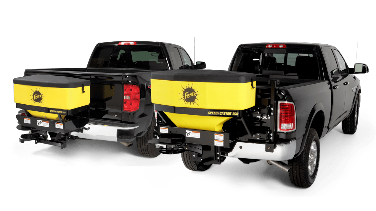 FISHER® Speed-Caster™ Tailgate Spreader