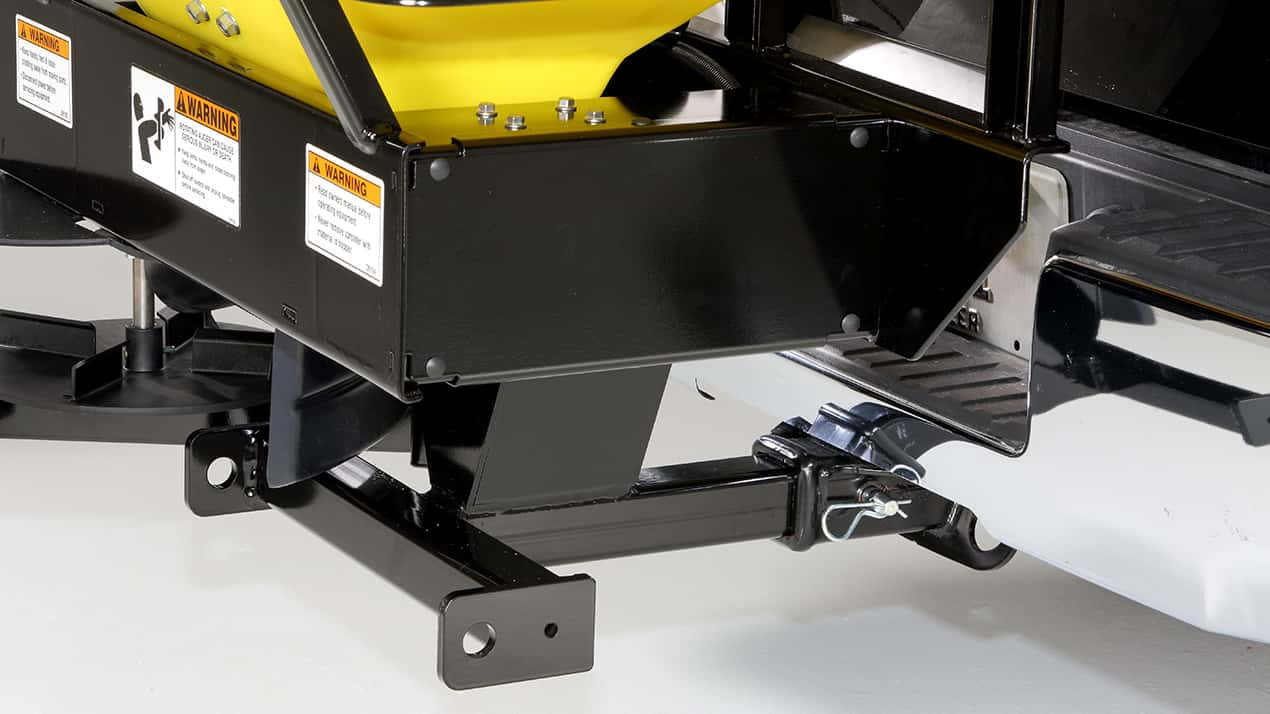 FISHER® Speed-Caster™ 525 & 900 Tailgate Spreader - ACCESSORY INTEGRATION