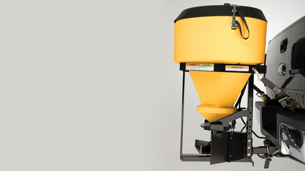 FISHER® LOW PROFILE Tailgate Spreader - MOUNTING OPTIONS