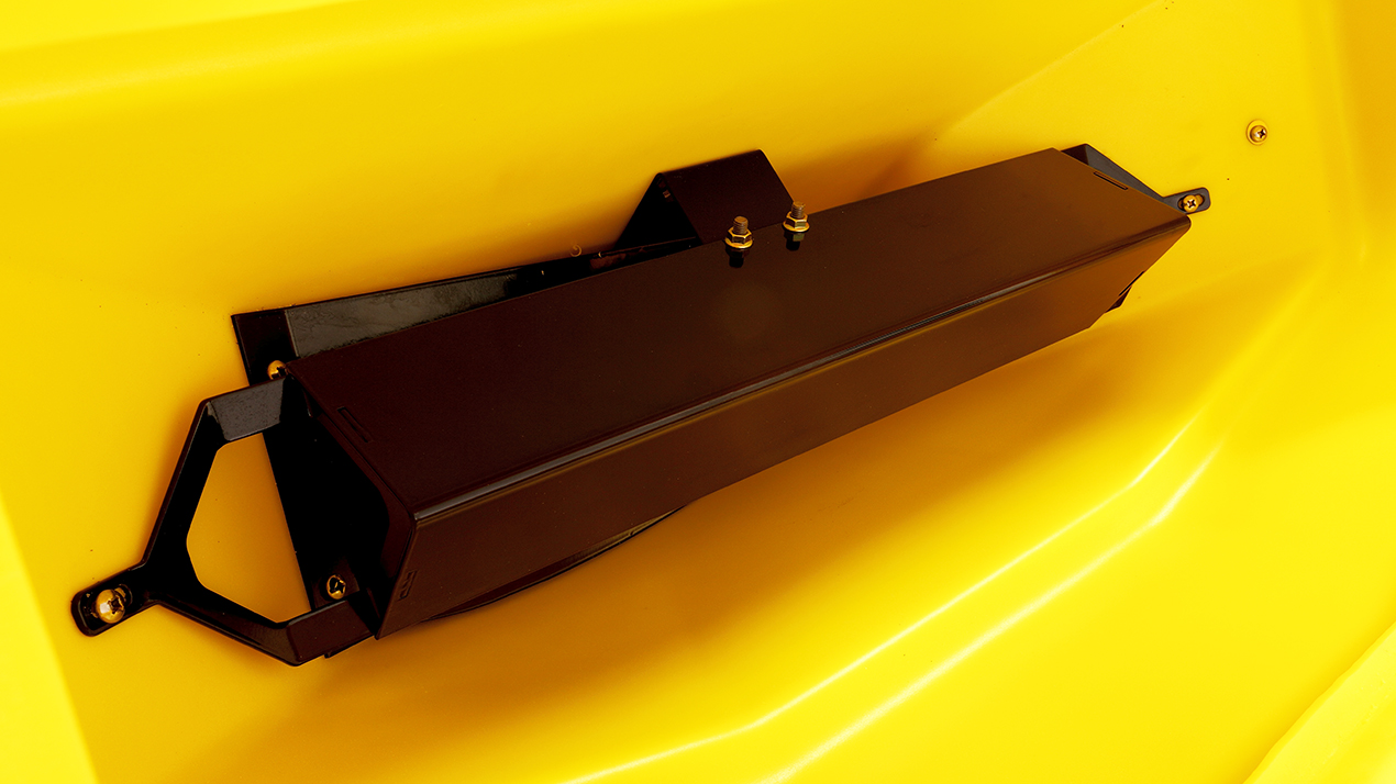 FISHER® Speed-Caster™ 525 & 900 Tailgate Spreader - INVERTED V / VIBRATOR
