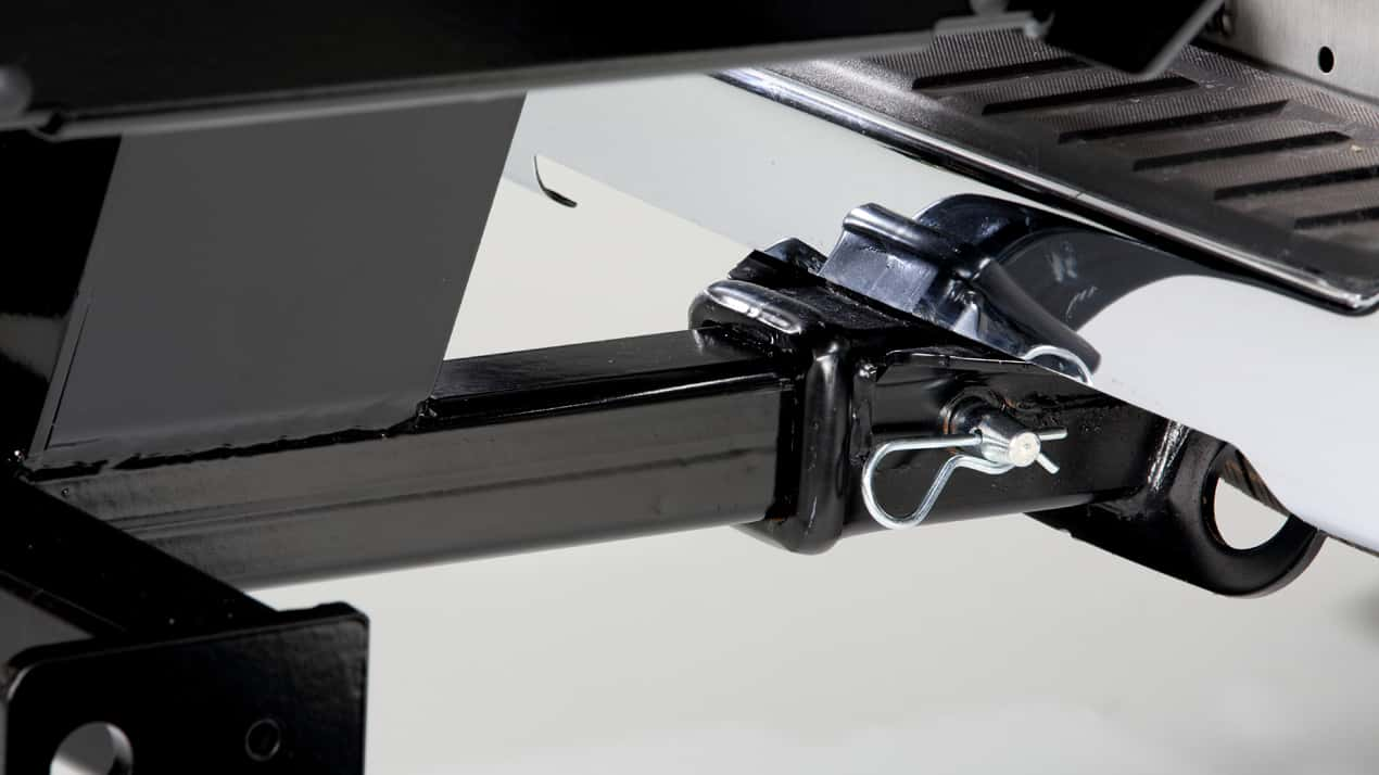 FISHER® Speed-Caster™ 525 & 900 Tailgate Spreader - MOUNTING OPTIONS