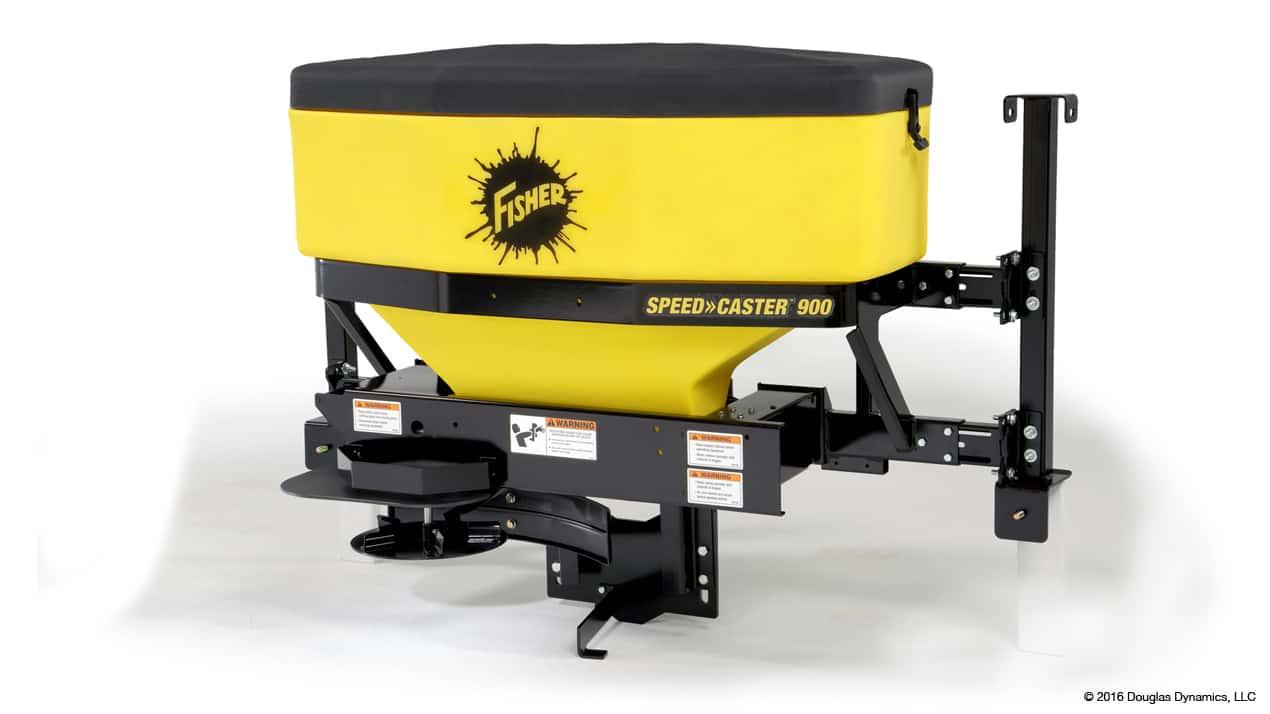 Fisher SPEED-CASTER™ 900 Tailgate Spreader