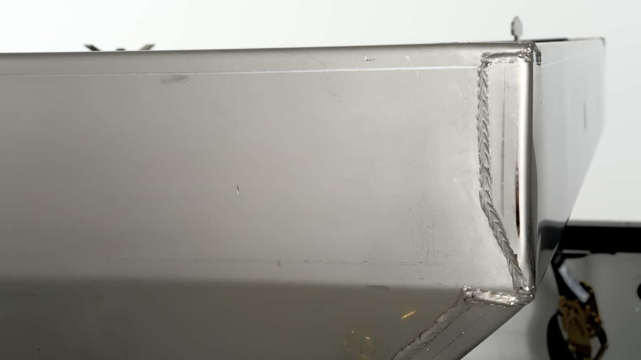 FISHER® Steel-Caster™ Spreader - CORROSION-RESISTANT HOPPER