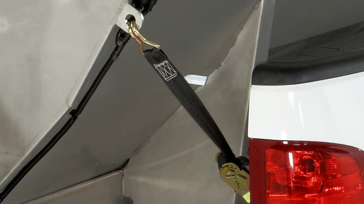 FISHER® Steel-Caster™ Spreader - RATCHET STRAPS