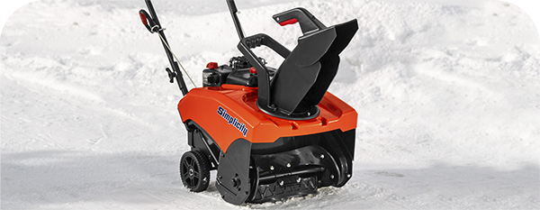 Single-Stage Snow Blowers