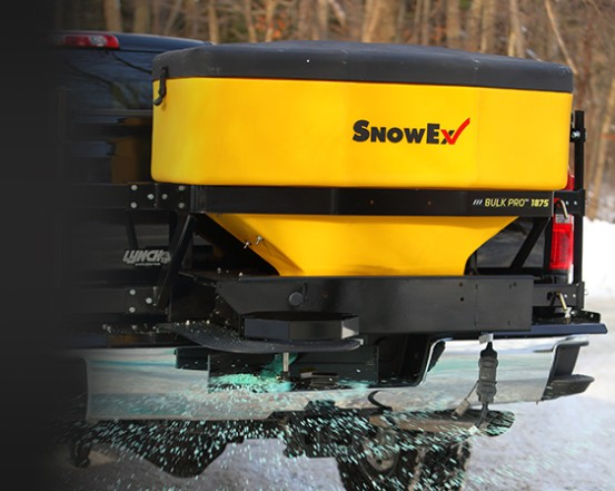 SnowEx - Why Bulk Pro™ - Hopper Technology