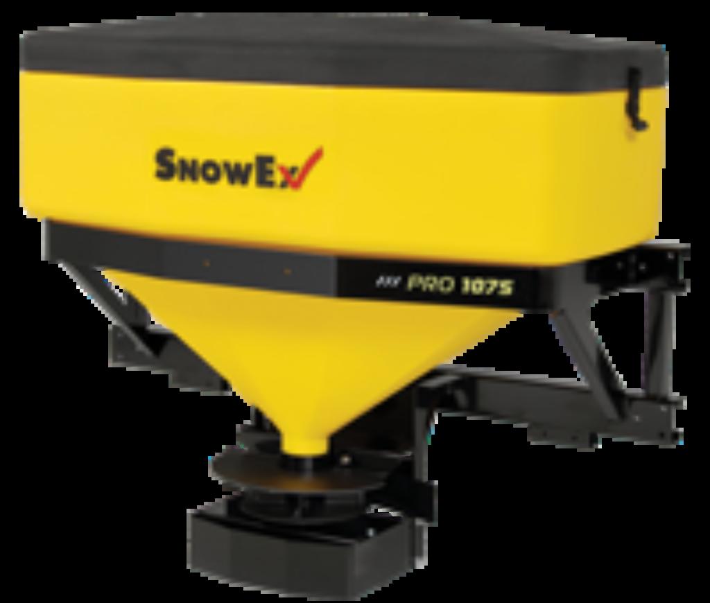 SnowEx Tailgate Pro Spreaders