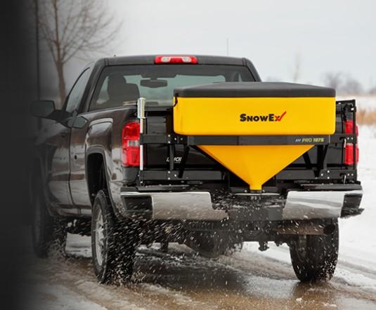 SnowEx - Why Tailgate Pro - Hopper Technology