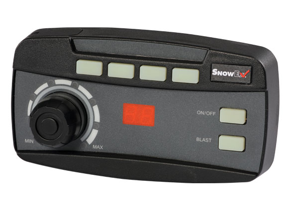 <strong><u>Variable-Speed Digital Control</u></strong><br/>The compact digital control offers variable-speed control of the spinner. It features a diagnostic display, bright LED lights and convenient accessory buttons for easy control of optional accessories.