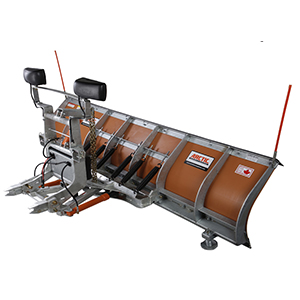 Arctic Extra Heavy Duty Poly Blade (XHD-P) Snowplow