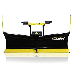Sno-Way 26V Series 2 Snowplow