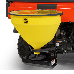 Fisher Quick-Caster Spreader
