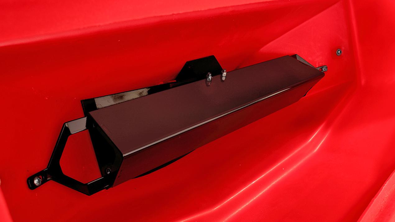 WESTERN® Pro-Flo™ 525 & 900 Tailgate Spreader - INVERTED V / VIBRATOR