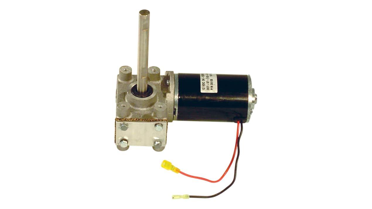 WESTERN® LOW-PRO 300W Wireless Electric Tailgate Spreader - ELECTRIC MOTOR