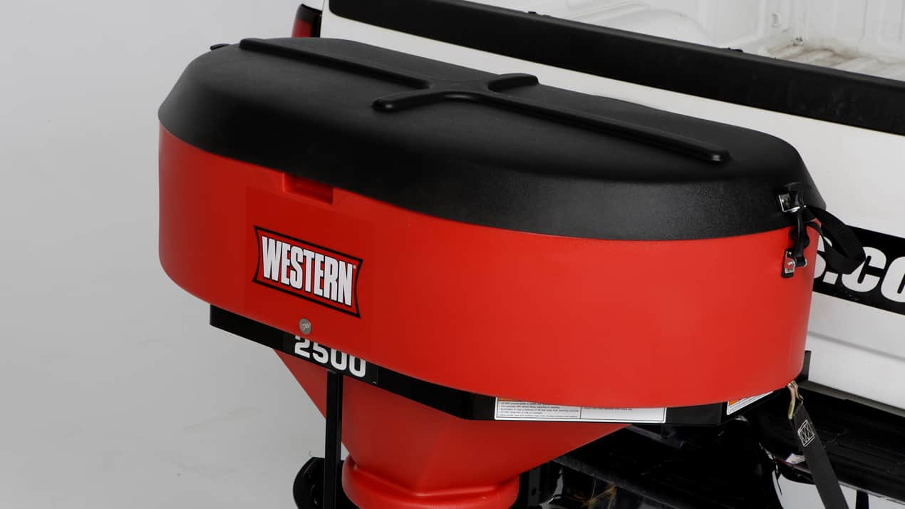 WESTERN® LOW PROFILE Tailgate Spreader - COVER