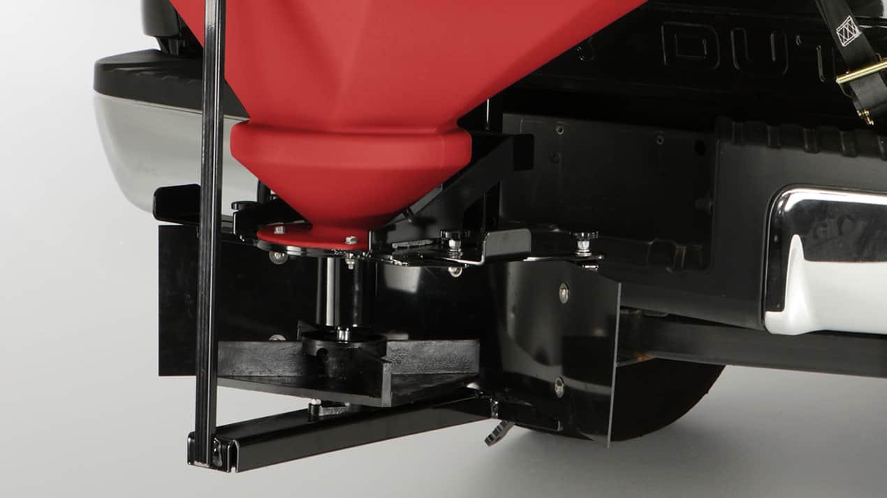 WESTERN® LOW PROFILE Tailgate Spreader - ELECTRIC MOTORS