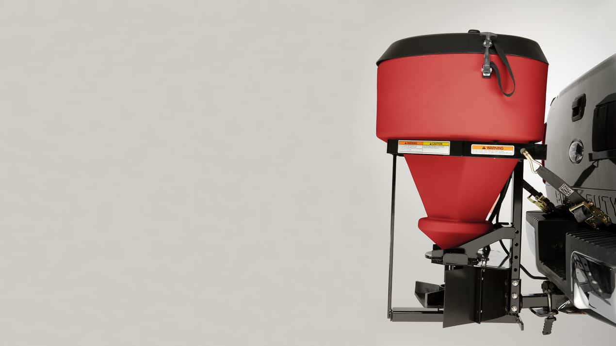 WESTERN® LOW PROFILE Tailgate Spreader - MOUNTING OPTIONS