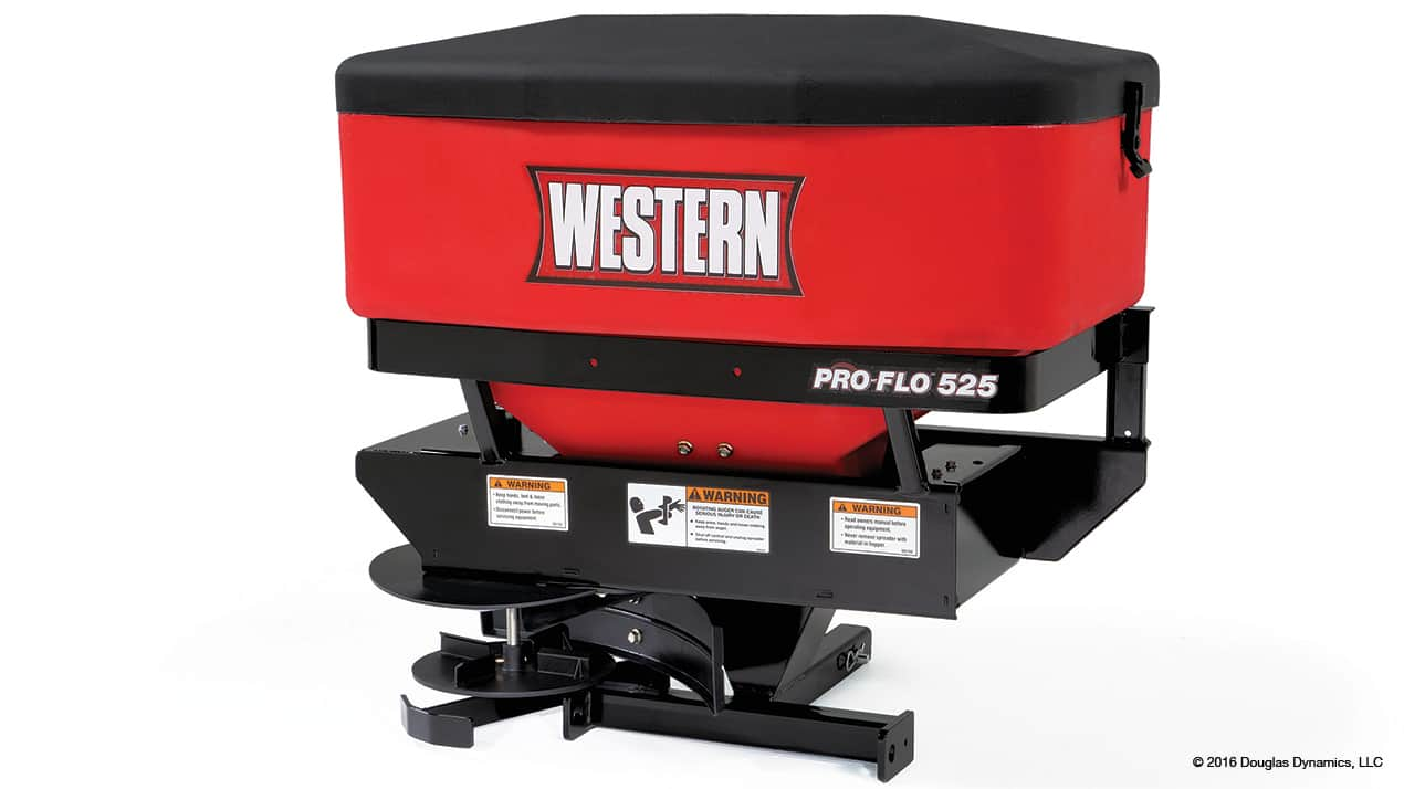 Western PRO-FLO™ 525 Tailgate Spreader