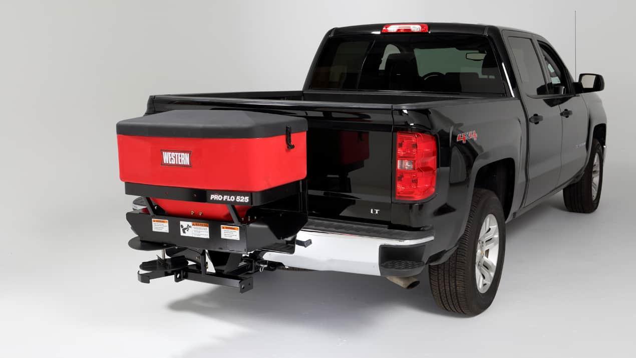 WESTERN® Pro-Flo™ 525 & 900 Tailgate Spreader - ACCESSORY INTEGRATION