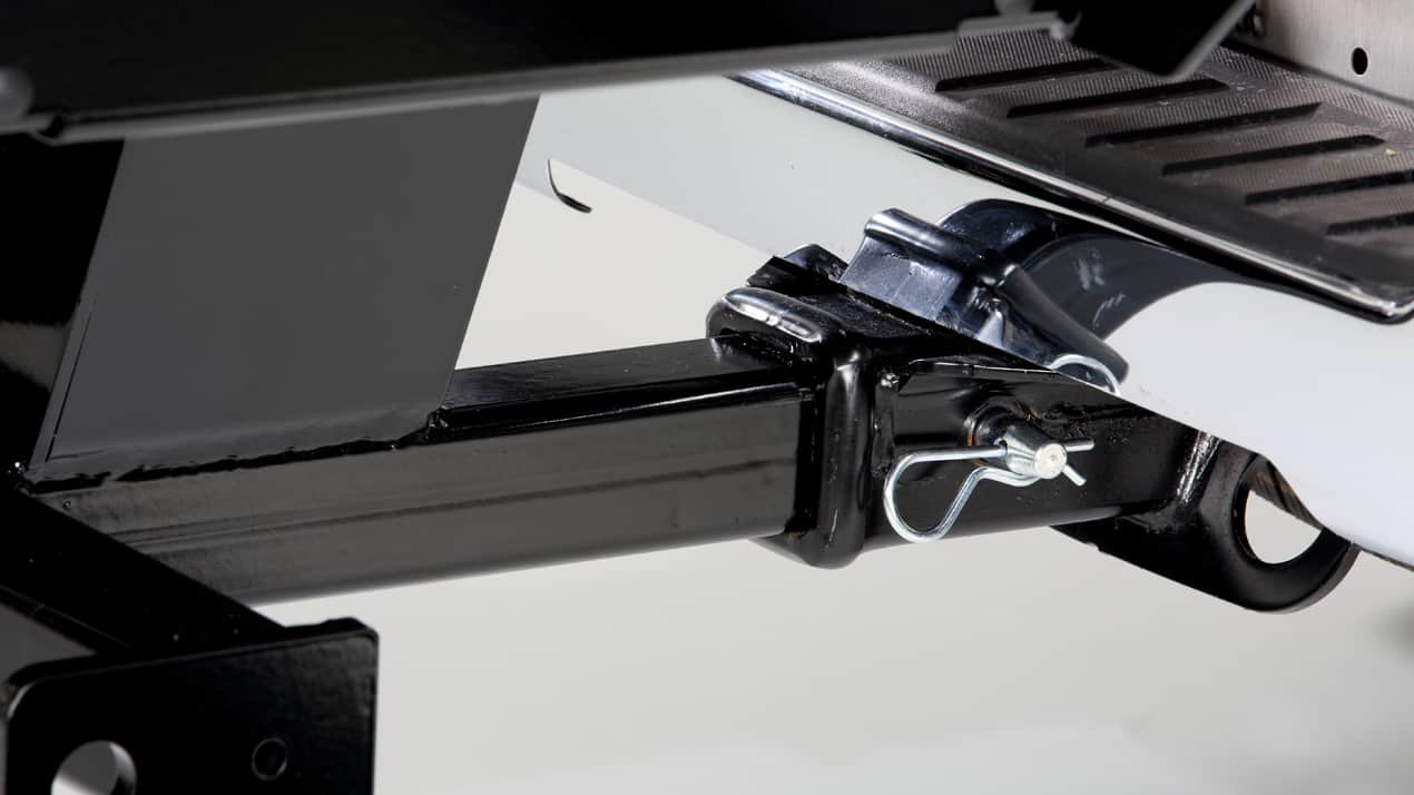 WESTERN® Pro-Flo™ 525 & 900 Tailgate Spreader - MOUNTING OPTIONS