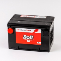 101-BOLT   BATTERY GR 101 650CCA