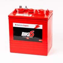 GC2-BIG6-235 batterie 6V 235AH a cycle prolongé