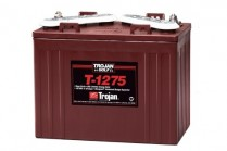 T-1275   BATTERIE CYCLE PROLONGE 12V 150AH TROJAN