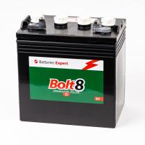 GC8-BOLT8  BATT GR GC8 8V 170AH