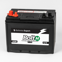 24-BOLTAGM-H hybrid battery GR24 AGM 12V for starting and deep cycle