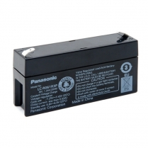 LC-R061R3P   BATT AGM 6V 1.3A SEALED PANASONIC