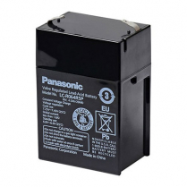 LC-R064R5P   BATT AGM 6V 4.5A SEALED PANASONIC