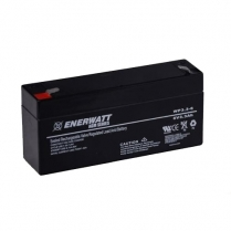 WP3.3-6   BATT AGM 6V 3.3A SEALED