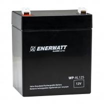 WP-AL125   BATTERIES AGM 12V ALARME ENERWATT