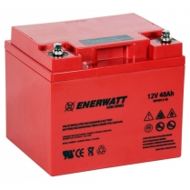 WPHR12-48 BATTERIE AGM 12V 48AH HAUT RENDEMENT