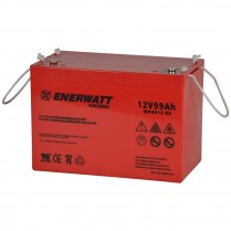 WPHR12-99   BATTERIE AGM 12V 99AH HAUT RENDEMENT