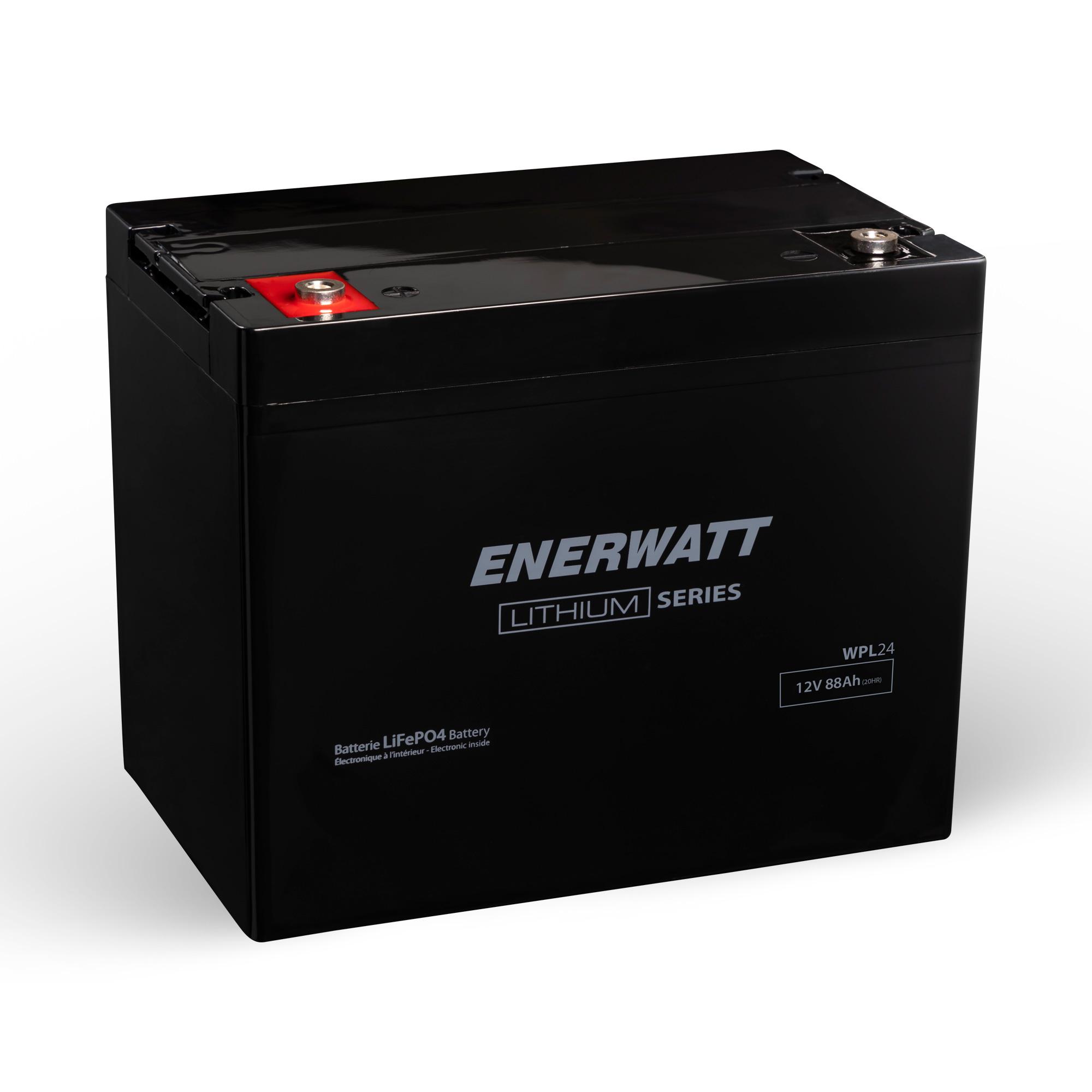 WPL24 batterie GR24 LiFePO4 12V (WPL12-80)