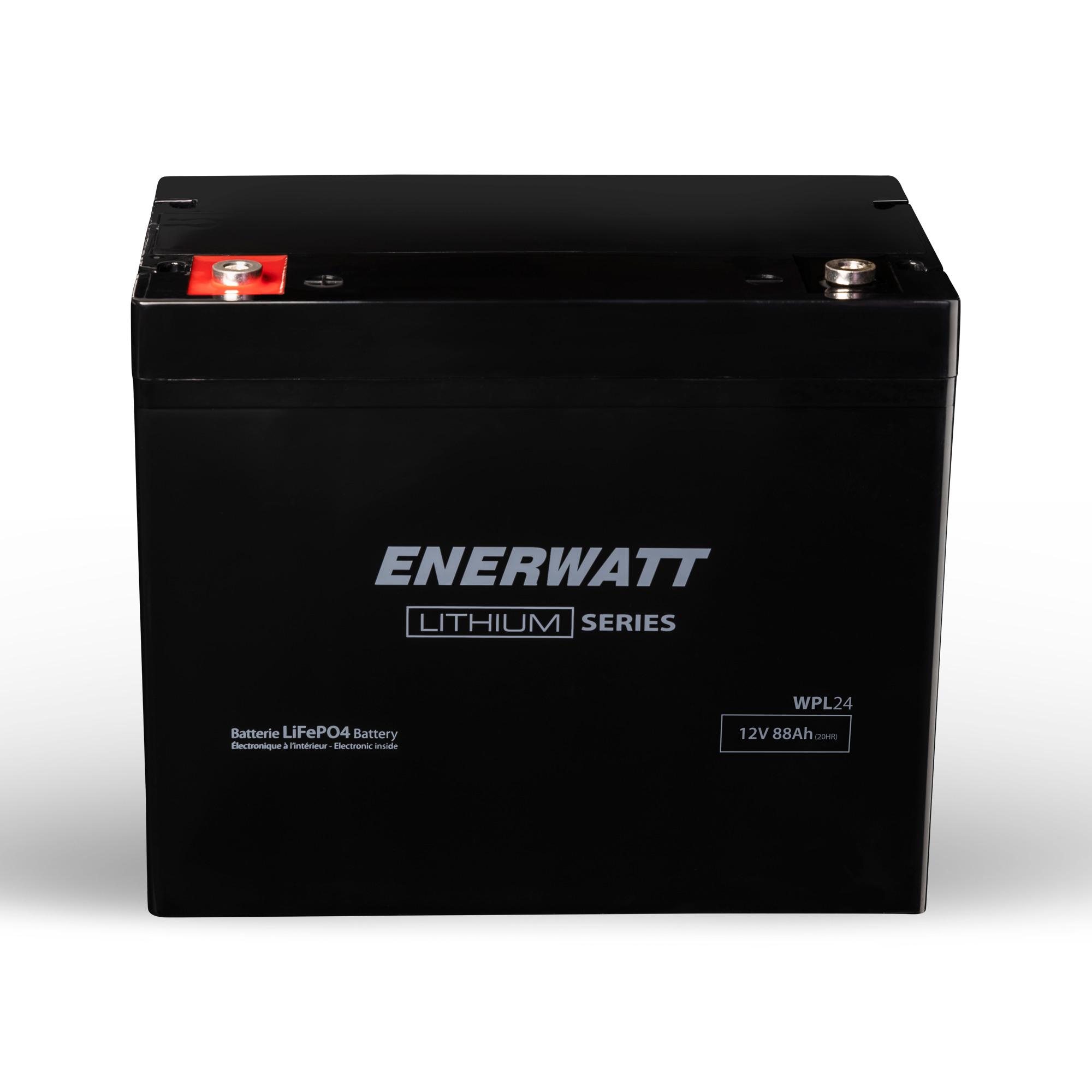 WPL24 battery GR24 LiFePO4 12V 80A/10H (WPL12-80)