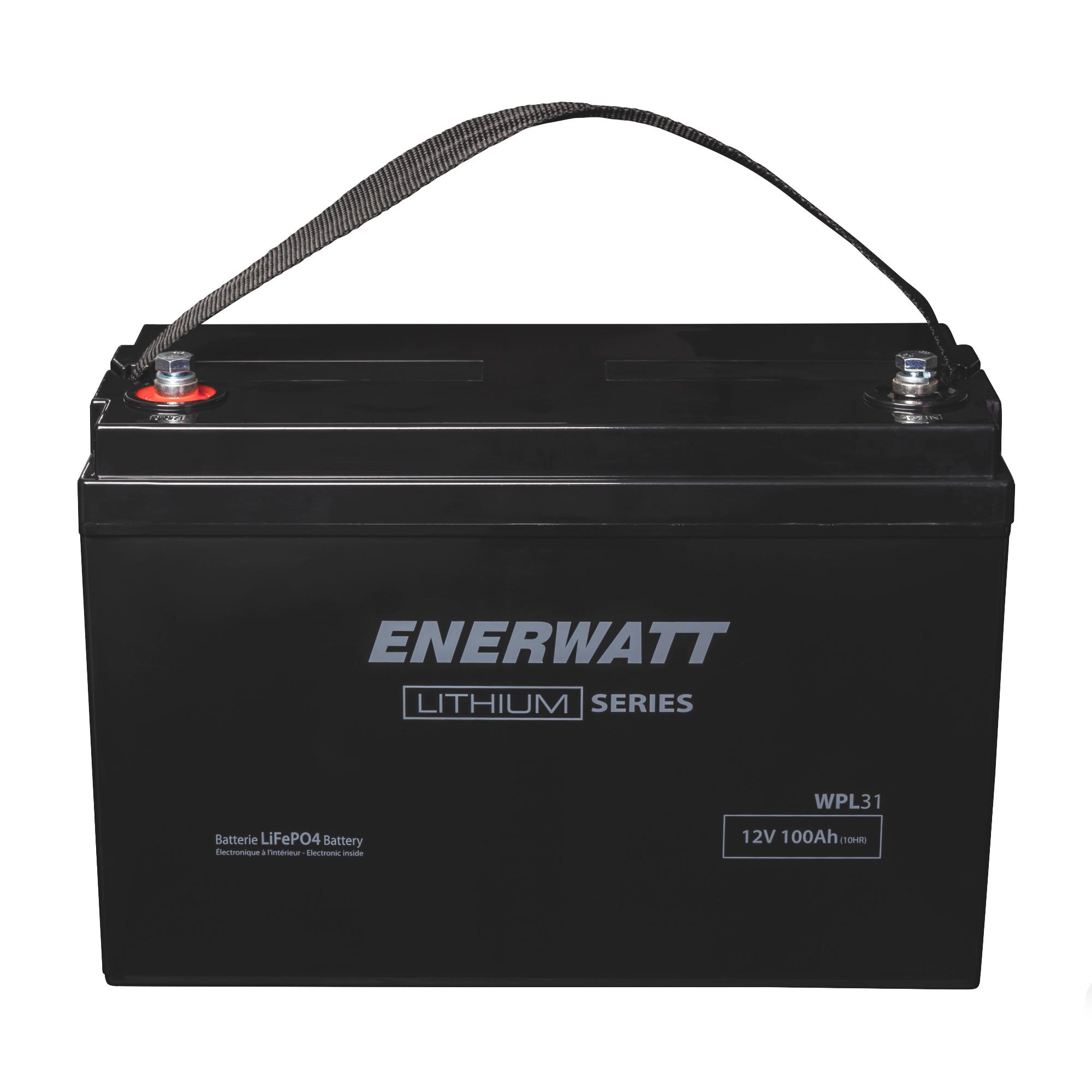 WPL31 batterie GR31 LiFePO4 12V (WPL-12100)